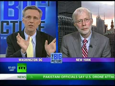 The time Thom Hartmann interviewed Les Leopold talking about big banks
