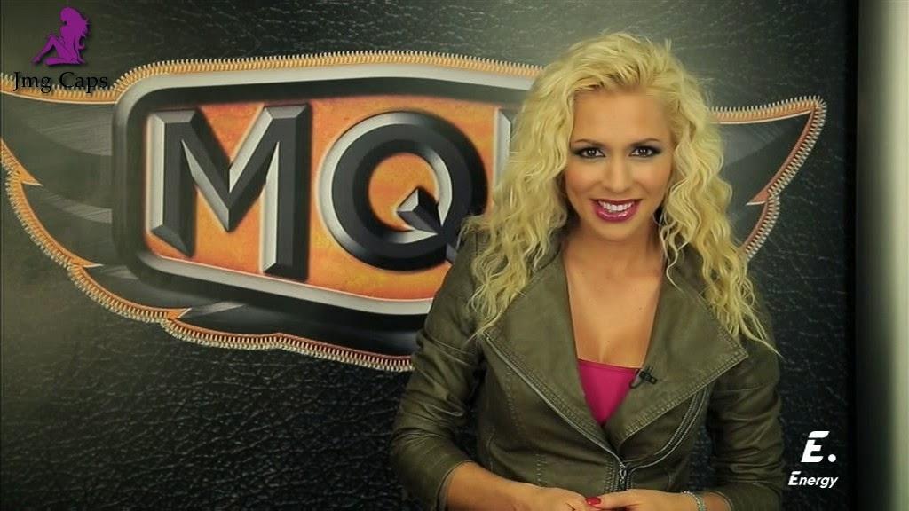CAROLINA ALCAZAR, MAS QUE MOTOS (11.04.15)