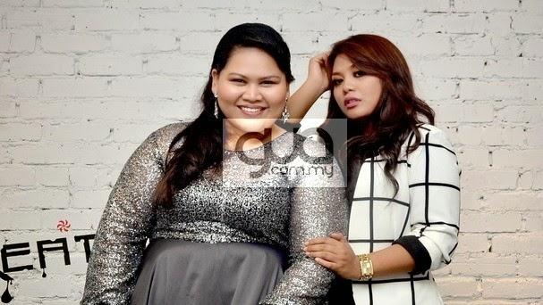 Zulin & Sherry Tak Sangka Terpilih