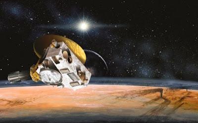 Hipernovas: Sonda New Horizons Que Está a Caminho de Plutão Sofre Anomalia e Perde Comunicação Com a Terra [Artigo]