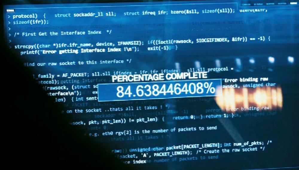 Код из фильма «Штурм Белого дома» во время просмотра трейлера к своему удивлению узнал сам его автор.
