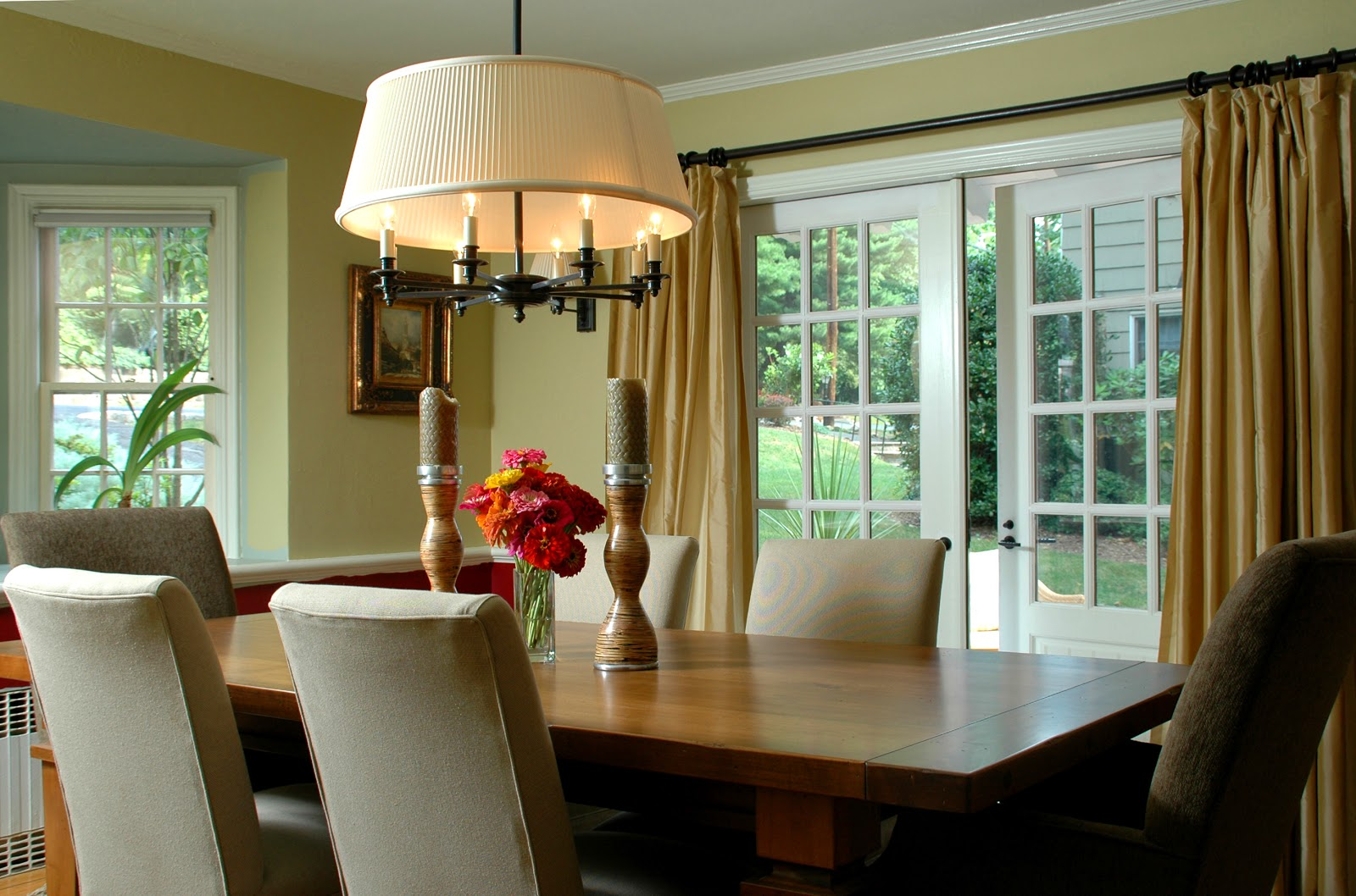 Clawson Architects, LLC: Dining Room Celebrations....Table Sizes ...