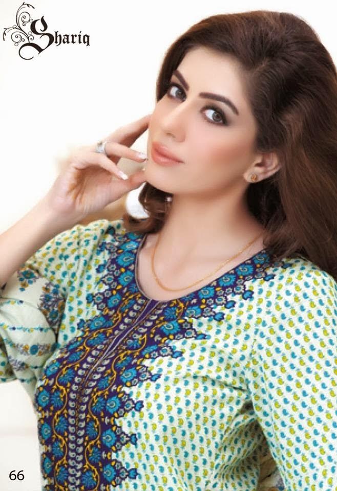 Shariq Textiles+Latest+Female+Khadder+Dress+Collection+In+2013 14002
