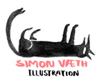 Simon Væth - Illustration