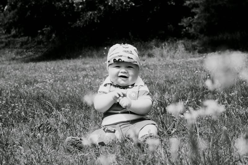 fotografia Ewelina Choroba, dziecko, baby, portret, park, Wolbórz, chłopczyk