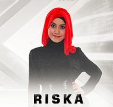Riska wulandari X factor indonesia 2015