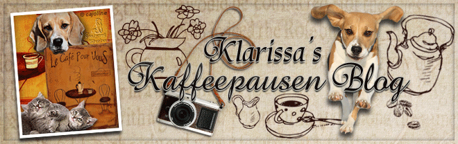 Klarissa&#39;s Kaffeepausen Blog