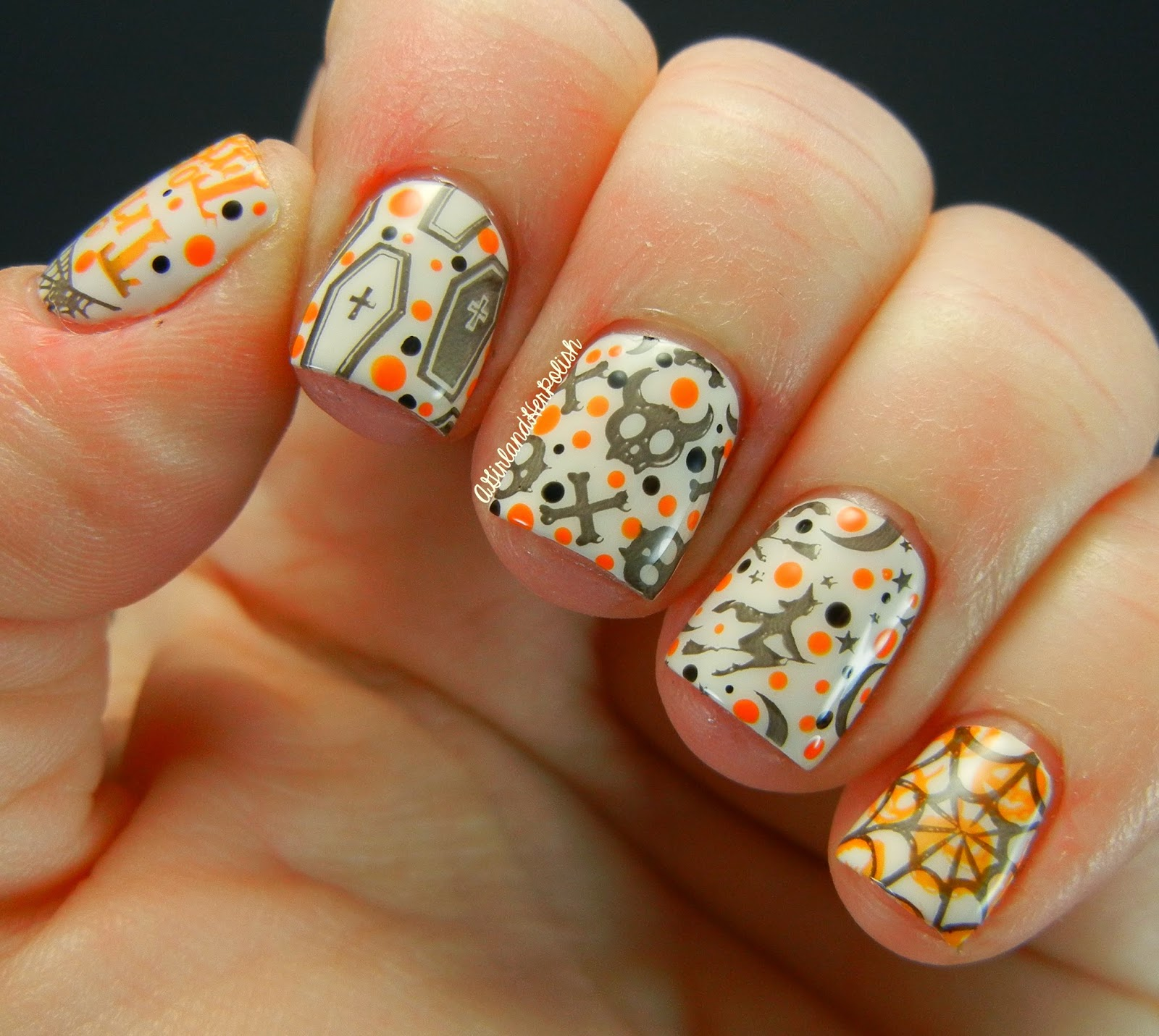 A Girl and Her Polish: October 2014