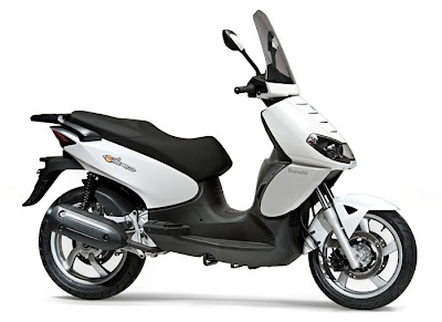 2012 Benelli Macis 125