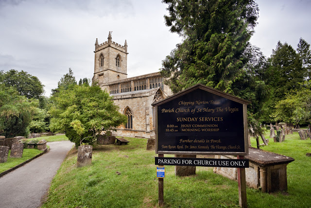 St Mary the Virgin Church at Chipping Norton by Martyn Ferry Photography