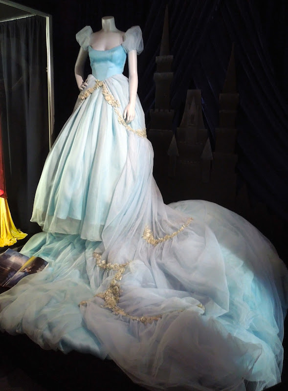 Cinderella Disney Dream Portrait gown
