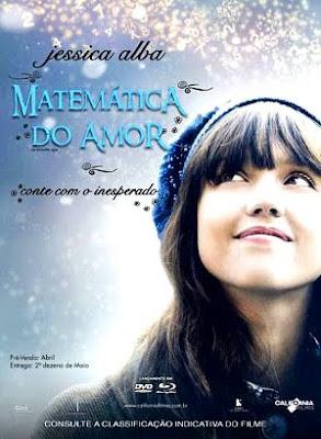 Filme Poster Matemática do Amor DVDRip XviD Dual Audio + RMVB Dublado & Legendado