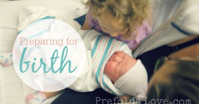 Prefolds Love: Preparing for Birth