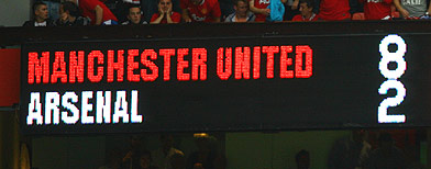 Legendary Football Images Manchesterunited8arsenal2