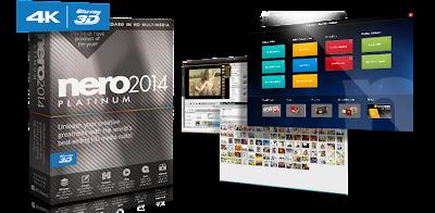 Nero 14 Platinum 15.0.02200 Full Version โปรแกรมไร้ทแผ่นเบิร์นข้อมูลลงแผ่น CD/DVD - Programe IT Zone