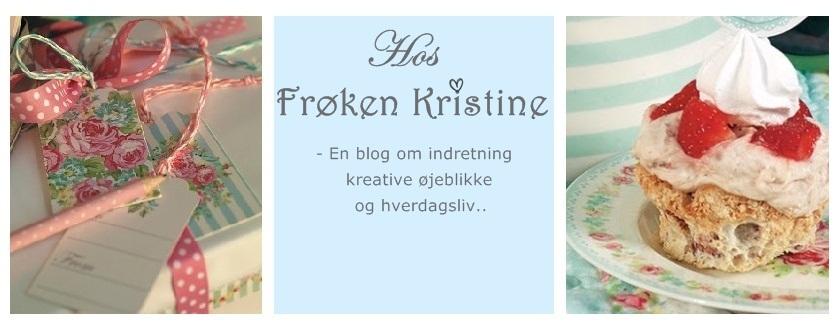 Hos Frøken Kristine