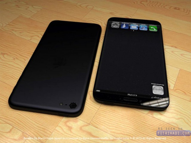 gambar rekabentuk the new iPhone 6
