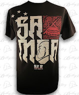 "Usos...buy the brand new ""Samoa"" t-shirt now and represent!"