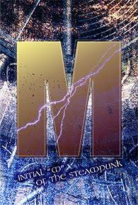 スチームパンクなイニシャル「M」