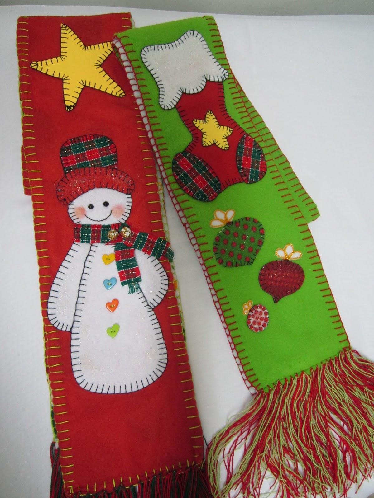Llega la navidad, fechas de mucha alegría, compartir en familia y con los amigos, preparando las novenas, los villancicos, entonces a lucir estas bufandas