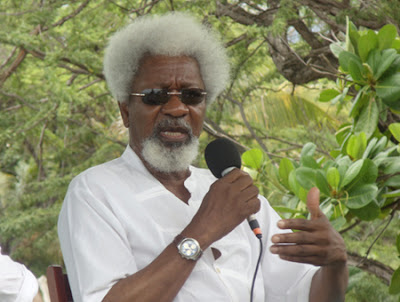 wole soyinka latest news 2013