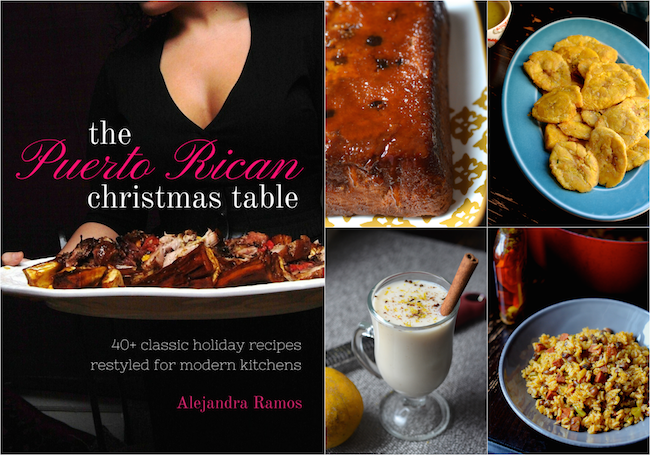 The puerto rican christmas table ecookbook always order dessert the puerto rican christmas table ecookbook forumfinder Gallery