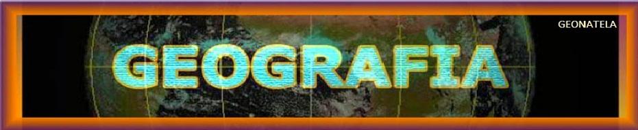 GEOGRAFIA NA TELA
