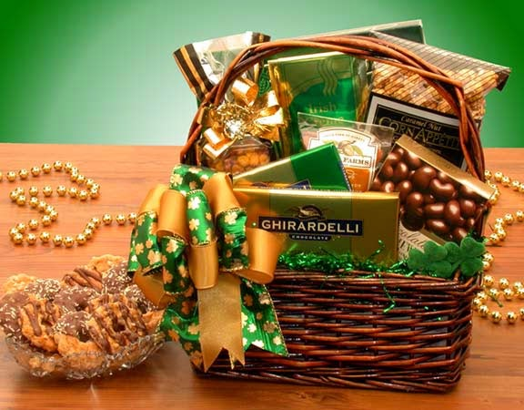 New Age Mama LaBella Baskets Amp Gifts The Luck O The Irish