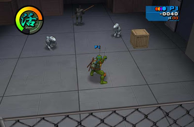 Teenage Mutant Ninja Turtles 2: Battle Nexus Screenshots 1