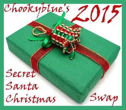 Secret Santa Christmas Swap 2015