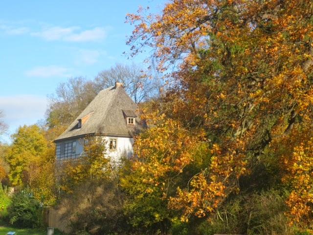 Weimar: Goethes Gartenhaus im Ilmpark
