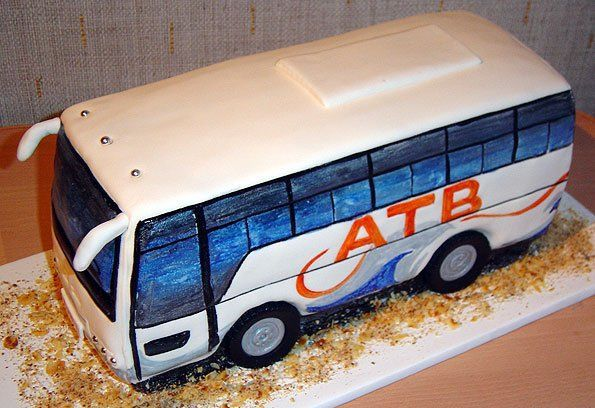 Amazing Automobile Cakes
