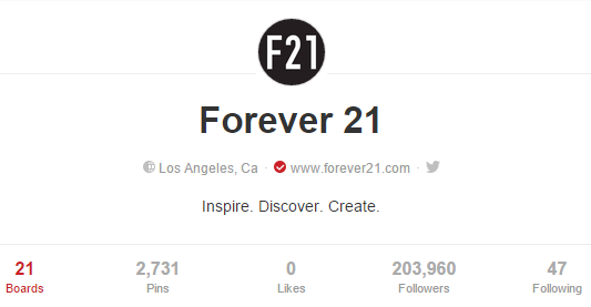 forever 21 marketing mix Forever 21, inc company research & investing information find executives and the latest company news.