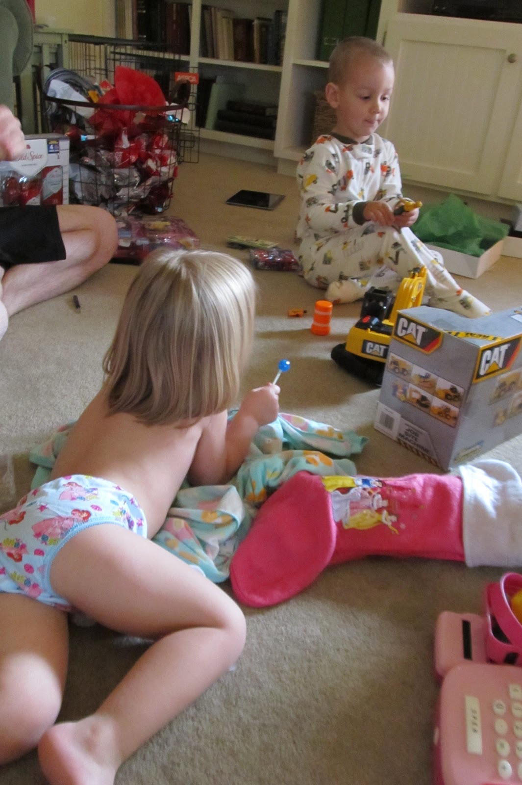 ... - this little girl always ends up in just her big-girl panties