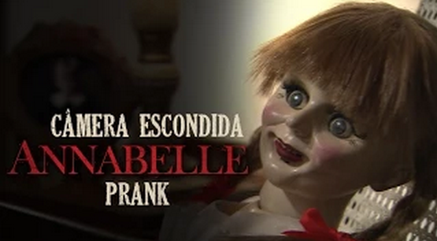"""MANILA – A video of an elaborate prank featuring the killer doll in """"Annabelle,"""" which hit local cinemas last Wednesday, is now making rounds online. The nearly 11-minute video shows […]"""