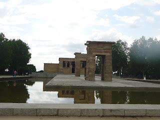 Templo de Debod.