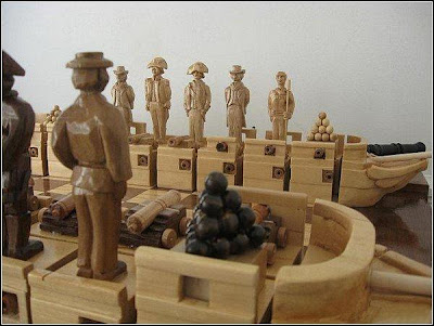 Sea battle chess board Seen On www.coolpicturegallery.us