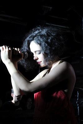 yasemin mori 29 mart 2012 if performance
