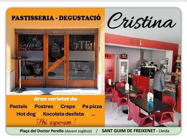 Pastisseira - Degustació Cristina