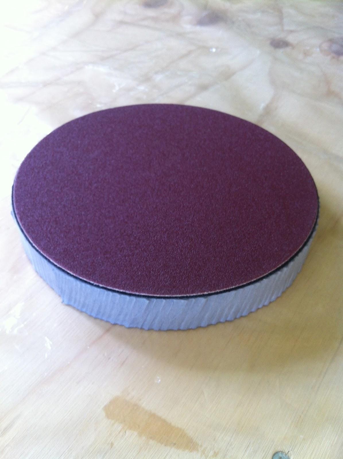 Rubber mats bunnings - Foam Sanding Block