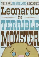 bookcover of Leonardo the Terrible Monster  by Mo Willems
