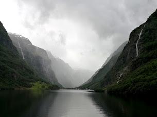 Norvegia: la forza dell'acqua