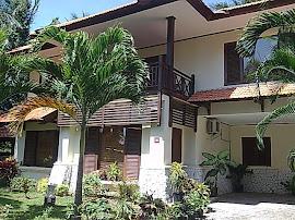 salah satu villa pribadi mambruk hotel