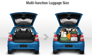 etios multifunction luggage