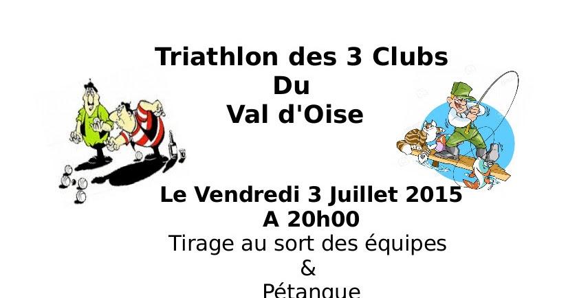 Etang des flamands triathlon des 3 clubs du val d 39 oise - Chambre des notaires val d oise ...