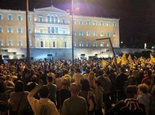 Informazione scorretta grecia il parlamento approva la for Oggi in parlamento