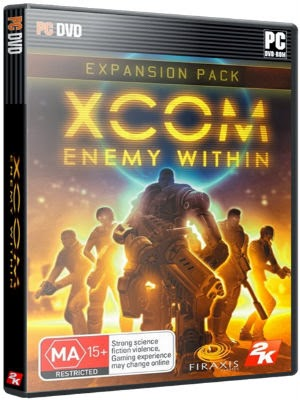 XCOM: Enemy Within – PC FULL INDEPENDENTE