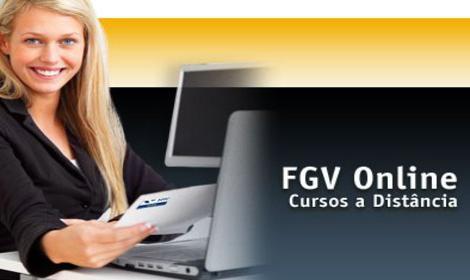 Cursos Gratuitos com Certificados FGV.