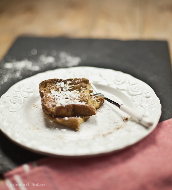 French Toast Frühstück