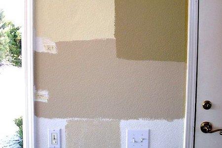 Haz pruebas de color blog totpint portal de decoracion for Muestra colores pintura pared